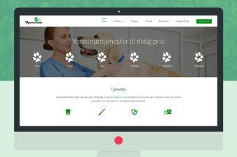 Casepresentasjon: Ny nettside for Dyrenes Venn-kjeden